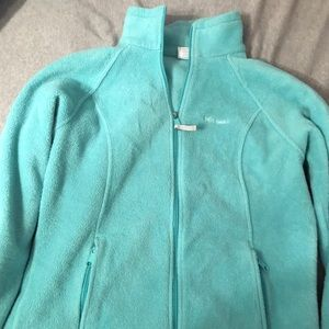 Teal Columbia jacket